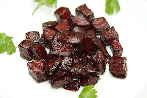 Photo of Caramelized Beets