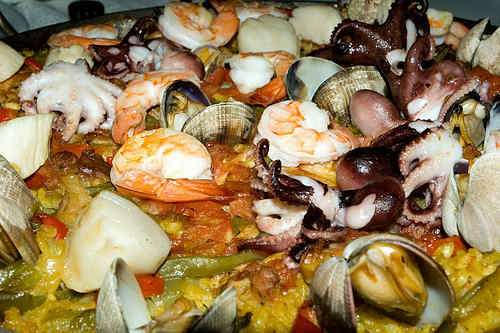 Seafood paella steffens dinners recipes and photos photo of paella forumfinder Choice Image