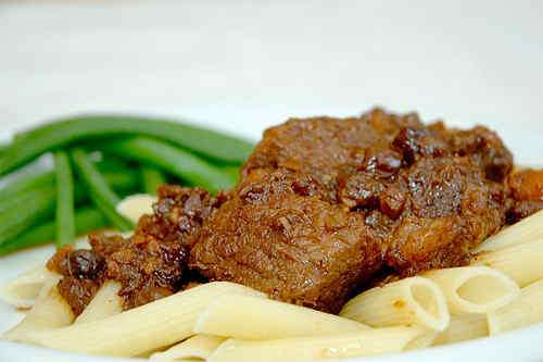 Photo of Raisin-braised Beef