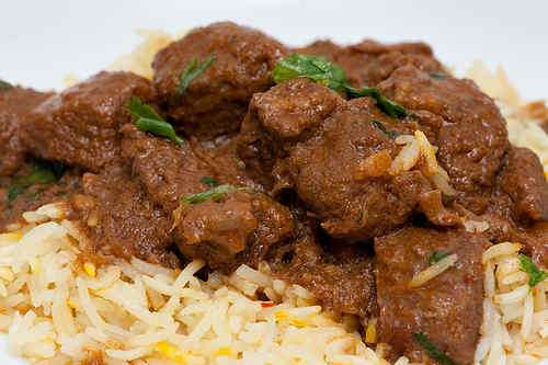 Photo of Simple Lamb Curry (Pressure Cooker)