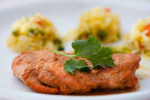 Photo of Tandoori-Style Chicken Thighs